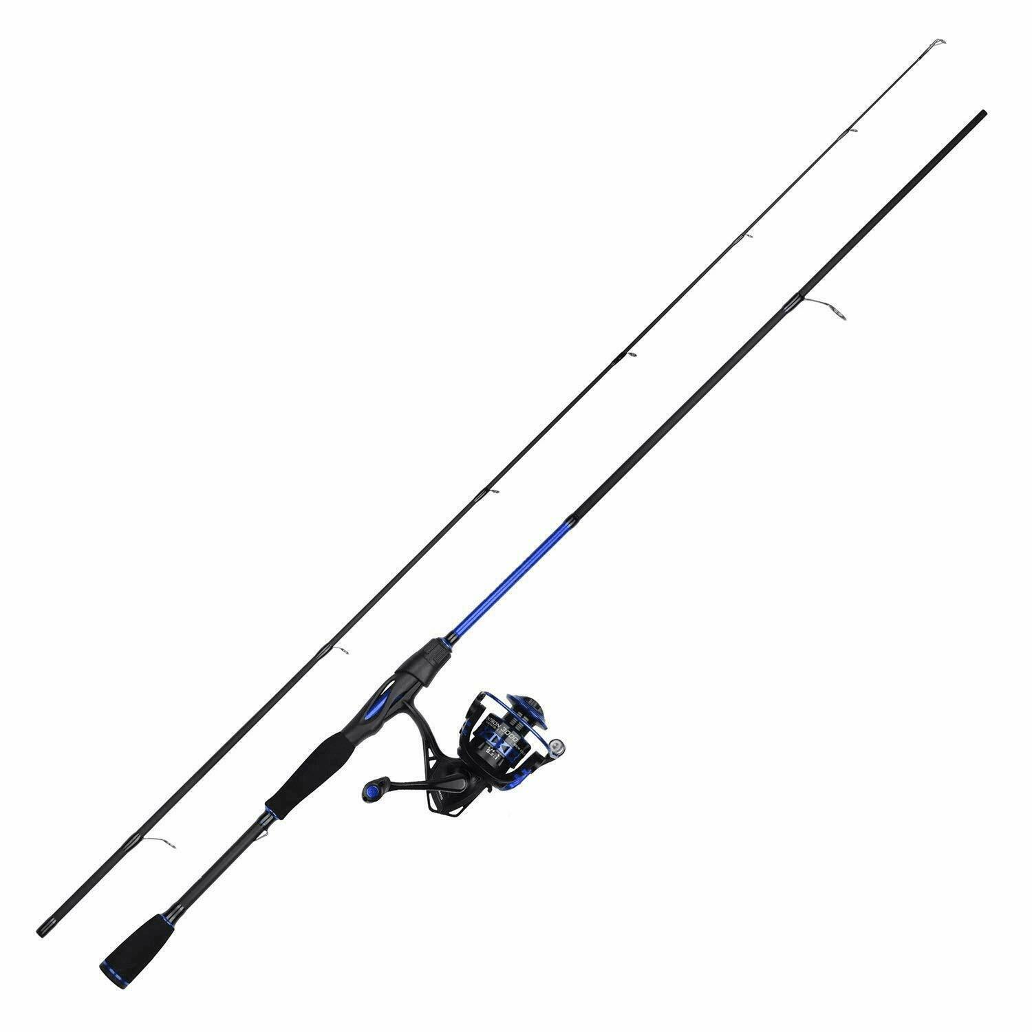 KastKing Centron Combos Centron Spinning Reel  and Rod Fishing Combo - 2PCS Rod  free shipping on all orders