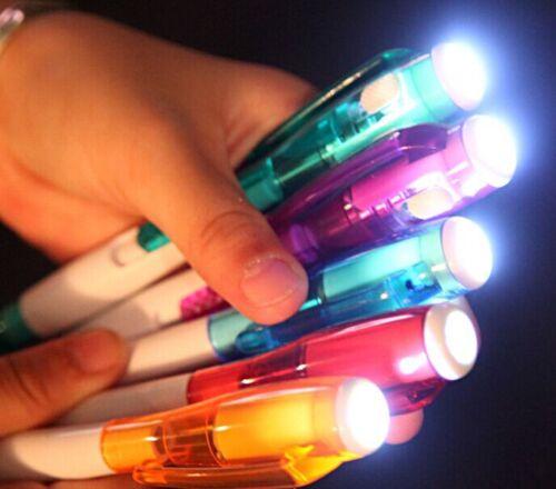 Schreibwaren Pen für Kinder Kugelschreiber Kugelschreiber Led Taschenlampe