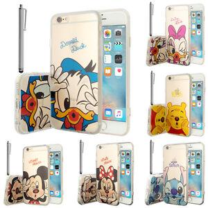 Coque-Housse-Silicone-TPU-Ultra-Fine-anime-jolie-Theme-Noel-Apple-iPhone-6-6s
