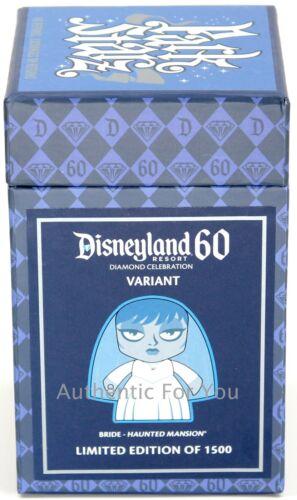 NEW Disneyland 60th Park Starz Haunted Mansion Vinylmation BRIDE Variant LE 1500