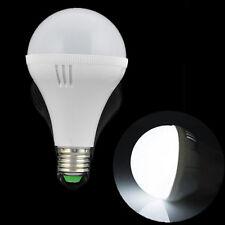 E27 Energy Saving LED Bulb Light Lamp 9W Cool White AC 110 220 V Bright New