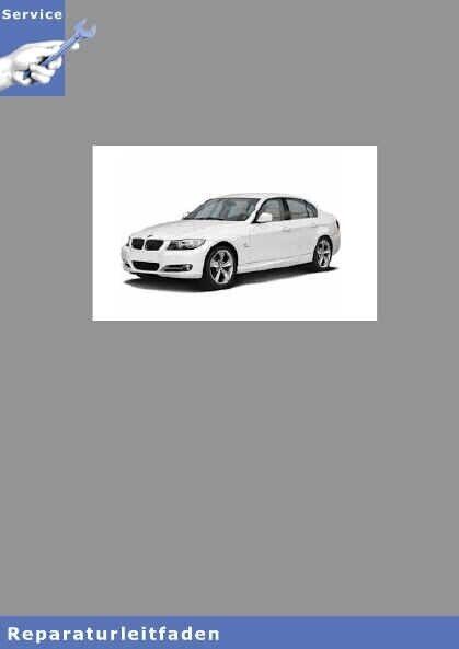Bmw 3er E90 04 11 323i 325i 325xi 330i 330xi N52 Motor Werkstatthandbuch Ebay