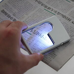 Credit-Card-3x-6x-Magnifying-LED-Light-Jewelry-Loupe-Magnifier-LeatherCase-AA