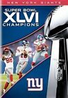 NFL Super Bowl XLVI 0883476062204 DVD Region 1