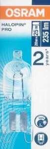 10x-Osram-Lampe-Halogene-Salut-Broche-Pro-66720-G9-230V-20W-Ampoule-a