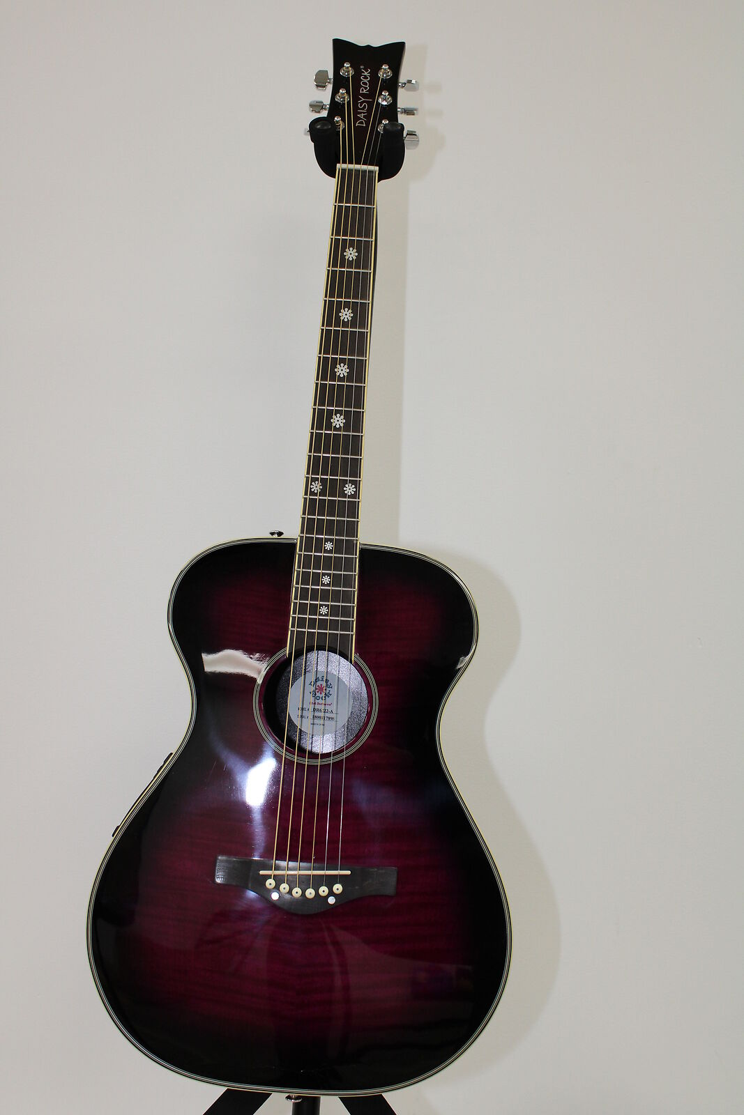 Alferd Music Daisy Rock Pixie Acoustic Guitar Purple Cyber Monday Deal For Sale Online Ebay