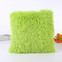 Plaids Pillow Case Soft Waist Throw Square Home Sofa Bed Decor Cushion Cover