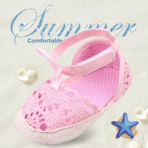 2018-Baby-Kids-Girls-Infant-Shoes-Summer-Toddler-Baby-Casual-Cotton-Cloth-Shoes