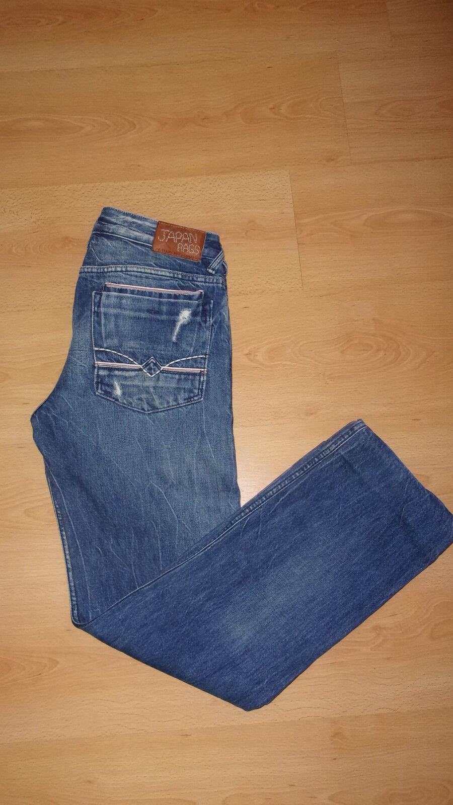 Jeans Japan Rags blue Größe 40 à - 66%