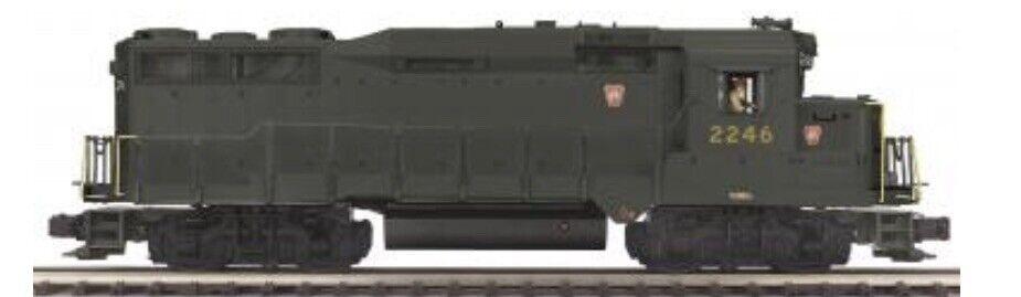 comprar nuevo barato MTH Premier Pennsylvania GP-30 Diesel Motor Motor Motor sin alimentación 20-2749-3 LN Caja Maniquí  en venta en línea