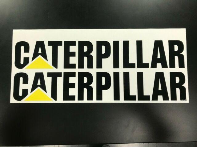 2 CATERPILLAR 12