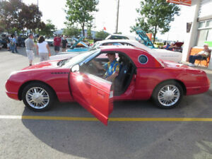 2002 Thunderbird with 31,000 klms