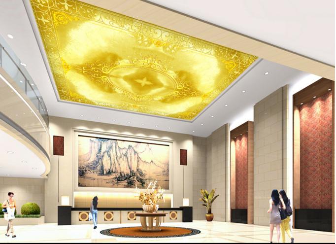 3D Goldenes Muster 75 Fototapeten Wandbild Fototapete BildTapete Familie DE Kyra