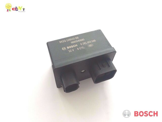 GLOW HEATER PLUG RELAY CONTROL UNIT JAGUAR XF XJ LAND ROVER DISCOVERY IV 3.0 D