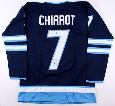 Ben Chiarot Winnipeg Jets Player Swingman Jersey