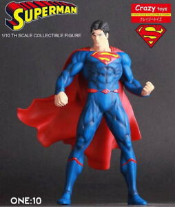 CRAZY-TOYS-SUPERMAN-JUSTICE-LEAGUE-COLLECTIBLE-FIGURE-STATUE-7-039-039