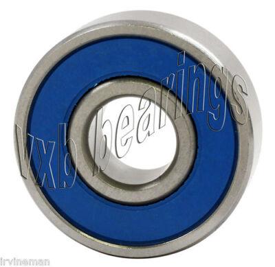 """R12-2RS Ball Bearing 0.750/""""x 1.625/""""x .438/"""" inch VXB ID 3//4/"""" x OD 1-5//8/"""" x 7//16/"""""""