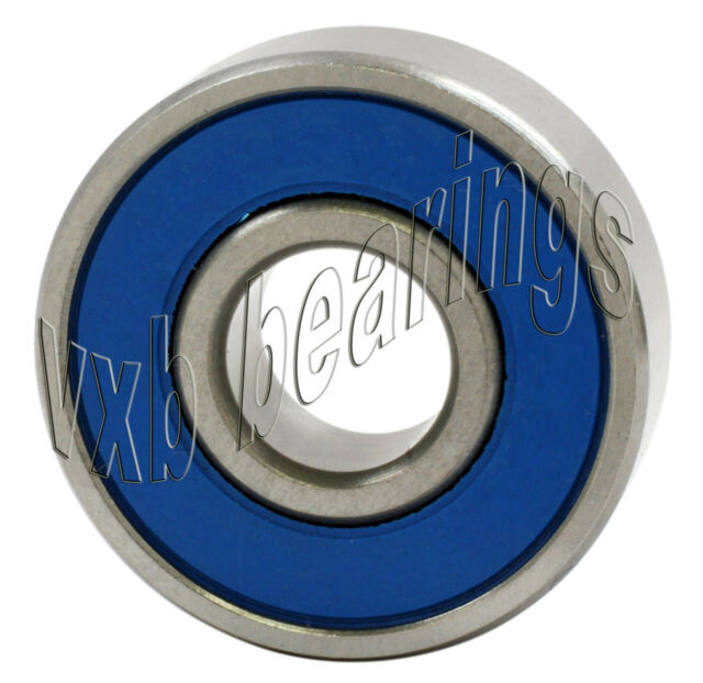 609-2RS Bearing 9x24 mm Sealed VXB Metric Ball Bearings