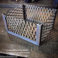 Coal Basket Charcoal Wood Basket For Oklahoma Joe Highland By Bbq Smoker 3 In 1