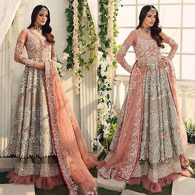 Pakistani Dress Design