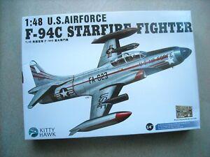 Dead Design 1//48 LOCKHEED F-94C STARFIRE CANOPY PAINT MASK Kitty Hawk