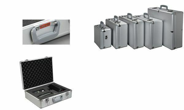 ALUMAXX Multifunktions-Koffer  STRATOS I , silber | Primäre Qualität  | Wirtschaftlich und praktisch  | Fein Verarbeitet