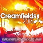 Creamfields 2016 [Digipak] by Various Artists (CD, Aug-2016, 3 Discs, New State)
