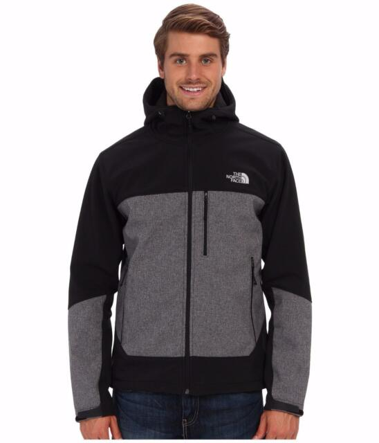 ed7c732dc THE NORTH FACE MENS APEX BIONIC JACKET HOODIE SOFTSHELL HOODED COAT SZ L XL  NEW
