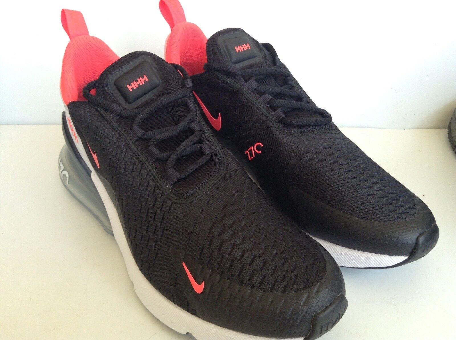 Nike Air Max 270 id AMD 3 26 estacionales Negro-infrared-Blanco reducción de precios estacionales 26 de recortes de precios, beneficios de descuentos 46c302