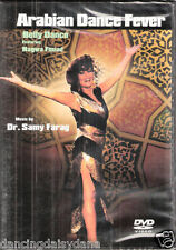 Arabian Dance Fever: Watch Egyptian Najwa Fuad Bellydance ~NTSC Arabic Movie DVD