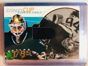 2001-02-BAP-Memorabilia-Stanley-Cup-Playoffs-SC13-Ed-Belfour-Dallas-Stars