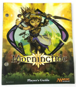 Magic-the-Gathering-MTG-Morningtide-Players-Guide-from-Fat-Pack-Envoi-suivi