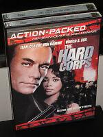 The Hard Corps (dvd) Jean-claude Van Damme, Vivica A. Fox, Sheldon Lettich,