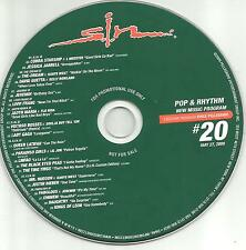 RARE PROMO CD EMINEM Kings Of Leon DAUGHTRY Kanye West LADY GAGA Justin Bieber