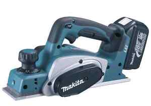 SPECIAL-Makita-DKP180-18v-LXT-82mm-Planer-Lithium-Ion-Cordless-BL1830-Battery