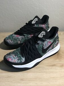 Nike Kyrie Low Black/Floral Print Mens