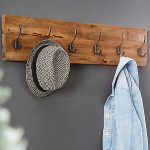 massive wand garderobe barracuda antik teak holz natur unbehandelt ebay. Black Bedroom Furniture Sets. Home Design Ideas