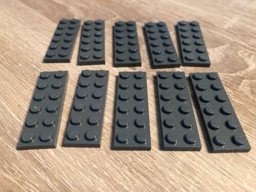 LEGO ® 10x PIASTRA 2x6 3795-grigio scuro-Dark Bluish Gray-STAR WARS-plate
