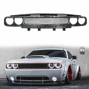 For 2008-2014 Dodge Challenger Grille Upper 2009 2010 2011 2012 2013
