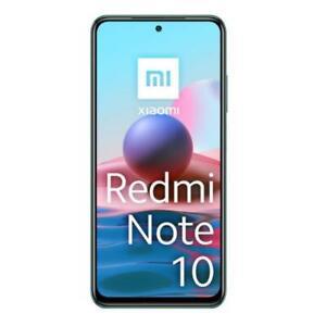 "XIAOMI REDMI NOTE 10 LAKE GREEN 128GB ROM 4GB RAM DUAL SIM ANDROID DISPLAY 6.43"""