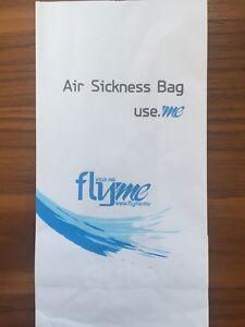Air Sickness Bag Barf Bag Kotztüte Villa Air Fly Me Malediven NEW Design - Frankfurt, Deutschland - Air Sickness Bag Barf Bag Kotztüte Villa Air Fly Me Malediven NEW Design - Frankfurt, Deutschland