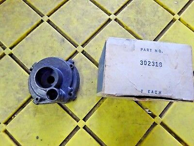 OMC Evinrude Johnson NOS Water Pump Impeller Housing Plate Part# 319346