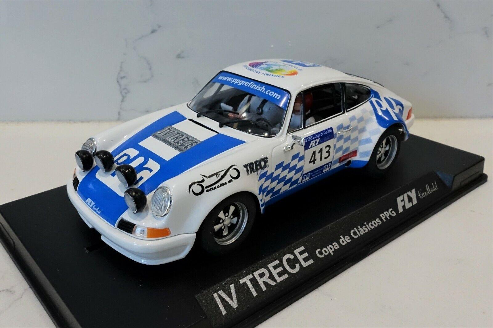 Fly E-903   96080 Porsche 911 S IV TRECE Copa de Clasicos PPG 1 32 RARE