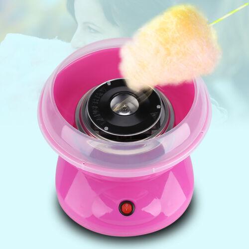 220V 450W Home Electric Cotton Candy Maker DIY Sugar Floss Machine Kid Gift LJ