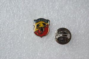 Auto Pin++Abarth Logo ++Skorpion+Fiat Abarth++500 Abarth+Sammlung+