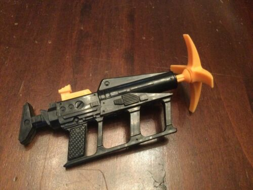 Action MAN Moderno Nero sparatoria Arancione Rampino