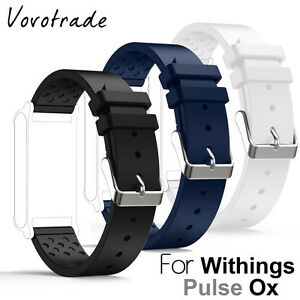 Image Is Loading Fashion Sports Silicone Bracelet Strap Band For Withings
