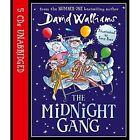 The Midnight Gang by David Walliams (CD-Audio, 2016)
