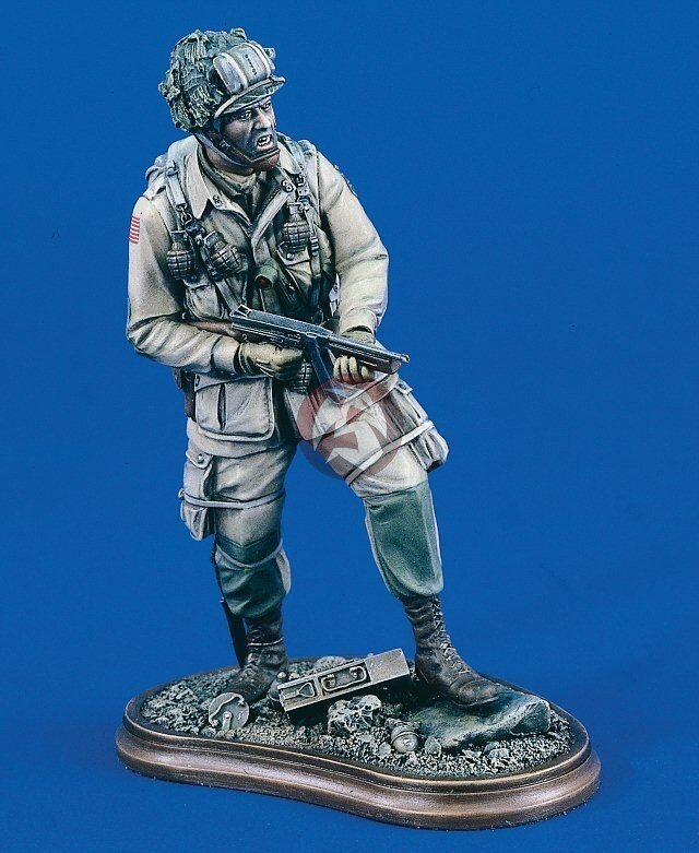 Verlinden 120mm 1 16 Thompson Gunner from Easy Company 101st Airborne WWII 1788