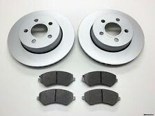 Front /& Rear Brake Discs /& Brake Pads Dodge Nitro KA 2007-2011 BBD//KA//003A